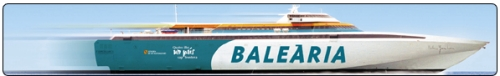 Balearia Ferrys - Book online with Ferry Price