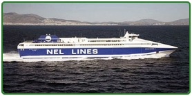 NEL Lines Ferry Tickets