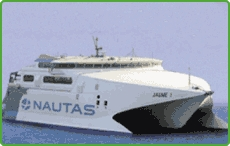 Nautas Ferry Services to Morocco