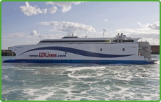 LD Lines High Speed Ferry