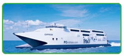 P&O Irish Ferry