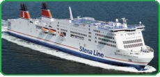 Stena Line Ferry Serving English Ports